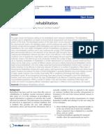 Biofeedback in Rehabilitation