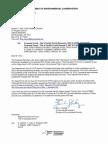 DEC letter on South Bronx power plants