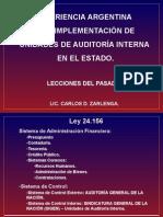 Disertación Uruguay