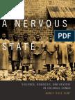 A Nervous State by Nancy Rose Hunt