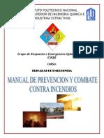 Manual Combate Contra Incendios