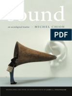 Sound by Michel Chion