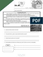 Guía de ortografía literal 5°- uso V