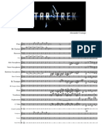 Star Trek Medely Concert Band