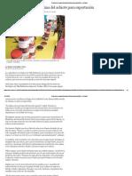 Productores Preparan Bixina Del Achiote Para Exportación - La Razón