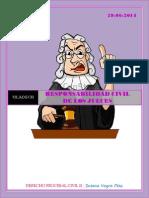 RESPONSABILIDAD CIVIL DE LOS JUECES_ TAREA DE INVESTIGACION FORMATIVA II UNIDAD.pdf