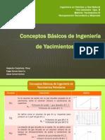 Conceptos Basicos de Ingenieria de Yacim