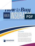How to Buy Health Insurance