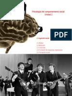 Unidad 2 Cognición Social