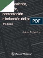 POR 052 RXP Reclutamiento Seleccion, Contratacion e Induccion Del Personal - Jaime a Grados