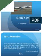Airblue 202 ACI Presentation