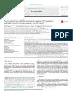 Resuscitation Volume 85 Issue 3 2014 [Doi 10.1016%2Fj.resuscitation.2013.12.009] Rognås, Leif; Hansen, Troels Martin; Kirkegaard, Hans; Tønnese -- Predicting the Lack of ROSC During Pre-hospital CPR-