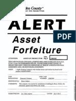Asset Forfeiture (Computer Seizure) Bruce Aristeo