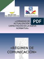 1. RÉGIMEN DE COMUNICACIÓN.ppt