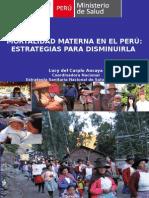 09 Dra - Lucy Del Carpio Estrategias Empleadas Para Reducir La Mortalidad Materna y Perinatal en