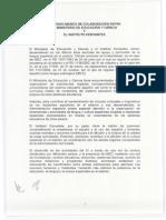 20080206 Acuerdo ME e Instituto Cervantes