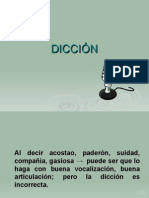 DICCION