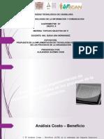 Propuesta de La Implementación de Tecnologías Emergentes en Los Procesos de La Organización