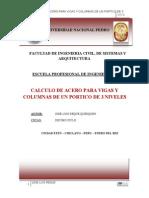 201568180 Calculo de Acero Para Vigas y Columnas Sap2000