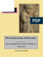 Benardete-The Daimonion of Socrates