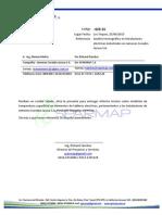 Informe Termografias SPARMAP en fabrica de embutidos.