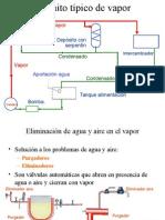 VAPOR- Distribucion y Dimensionamineto