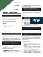 [DER-2570] (Resumen) Examen Final