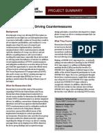 Wrong Way Driving Countermeasures