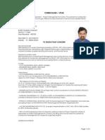 Ramdas Saharkar - Profile