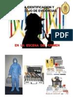 602 La Identificacion y Recojo de Evidencias en La Escena Del Crimen Segun El Ncpp