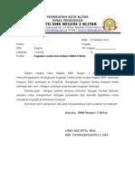 Surat Delegasi