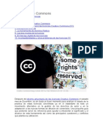 Guía Creative Commons