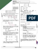 Matemática Aplicada (Matrizes, Determinantes e Sistemas Lineares)