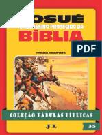 35 Coleção Fábulas Bíblicas Volume 35 - Josué, O Assassino Protegido da Bíblia.pdf