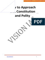 How to Approach g.s. Constitution and Polity[shashidthakur23.wordpress.com]