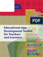 Educational App Development Toolkit for Teachers and Learners