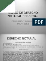 Notarios en el Derecho
