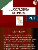 hipocalcemia neonata 1111l