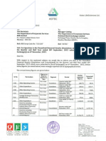 Corrigendum to Financial Results for Sept 30, 2015 [Result]