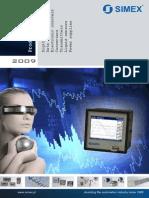 SIMEX Catalogo General