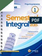 SEMESTRAL INTEGRAL 2015