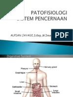 Patofisiologi Sistem Pencernaan
