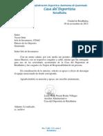Carta Inventarios