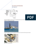 Power Plant Lay Out