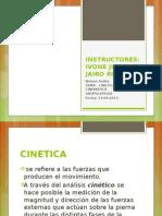 presentacion CINEMATICA_CINETICA