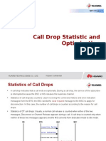 Call Drop Statistic and Analysis_doc9