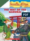 Geronimo Stilton 49- The Way of the Samurai