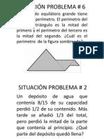 Situaciónes Problema Prueba Diagnostica Pens. Metrico