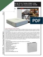 Catalogo Hk Ds7116hwi Sh