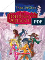 Thea Stilton (Geronimo Stilton Special Edition)- The Journey to Atlantis